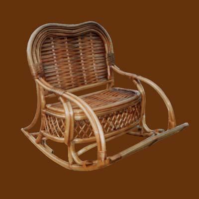 Кресло качалка из ивы видео